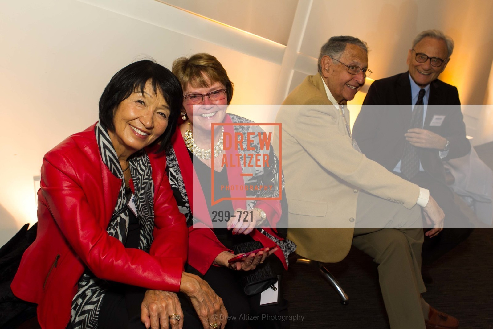 Glayns Marks, Diane Penn, Robert Jacob, Murray Walden, The 2015 Dorothy Saxe Invitational Celebration at the JEWISH MUSEUM, US, May 13th, 2015,Drew Altizer, Drew Altizer Photography, full-service agency, private events, San Francisco photographer, photographer california