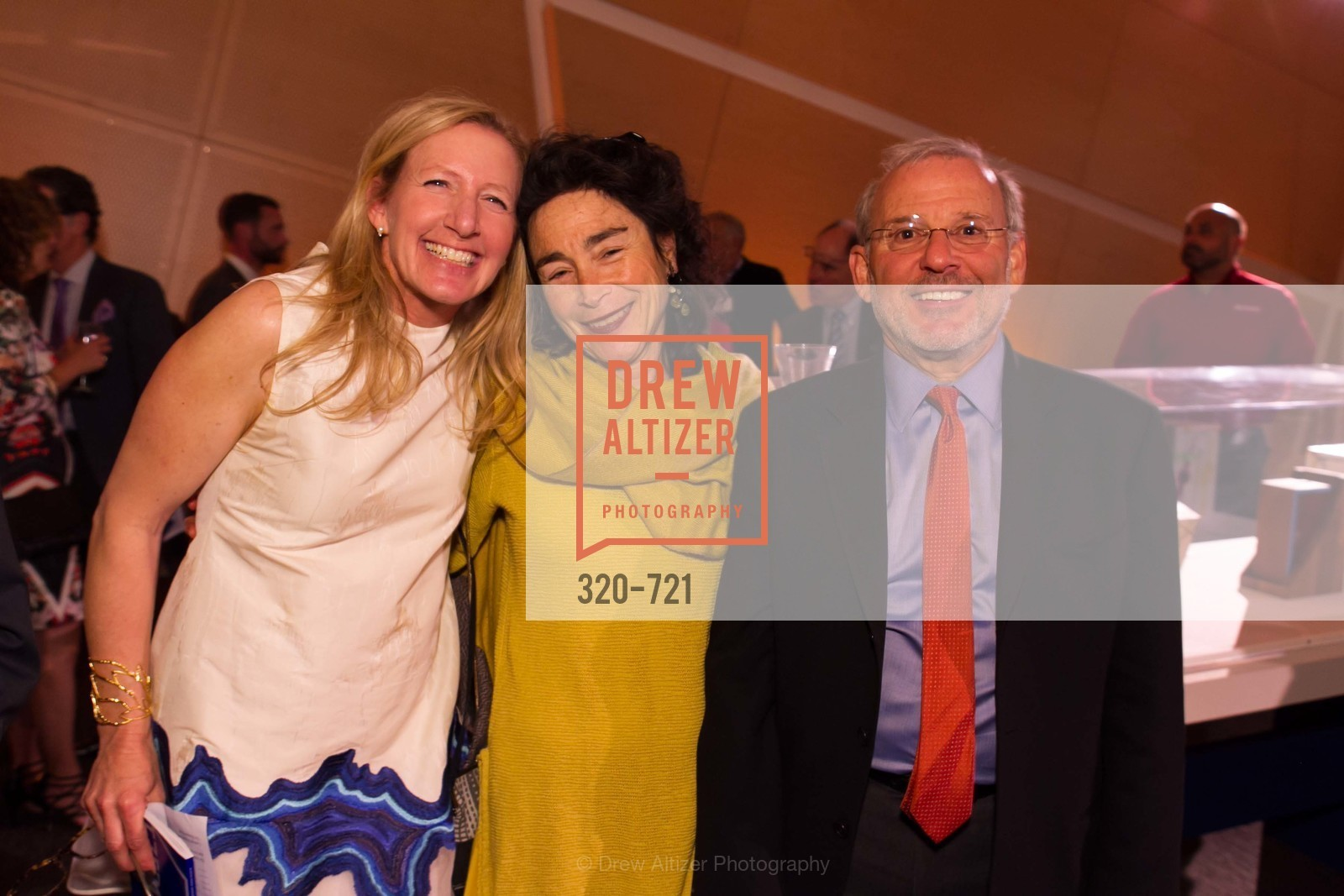 Wendy Yanowitch, Barbara Wollner, Howard Wollner, The 2015 Dorothy Saxe Invitational Celebration at the JEWISH MUSEUM, US, May 13th, 2015,Drew Altizer, Drew Altizer Photography, full-service agency, private events, San Francisco photographer, photographer california