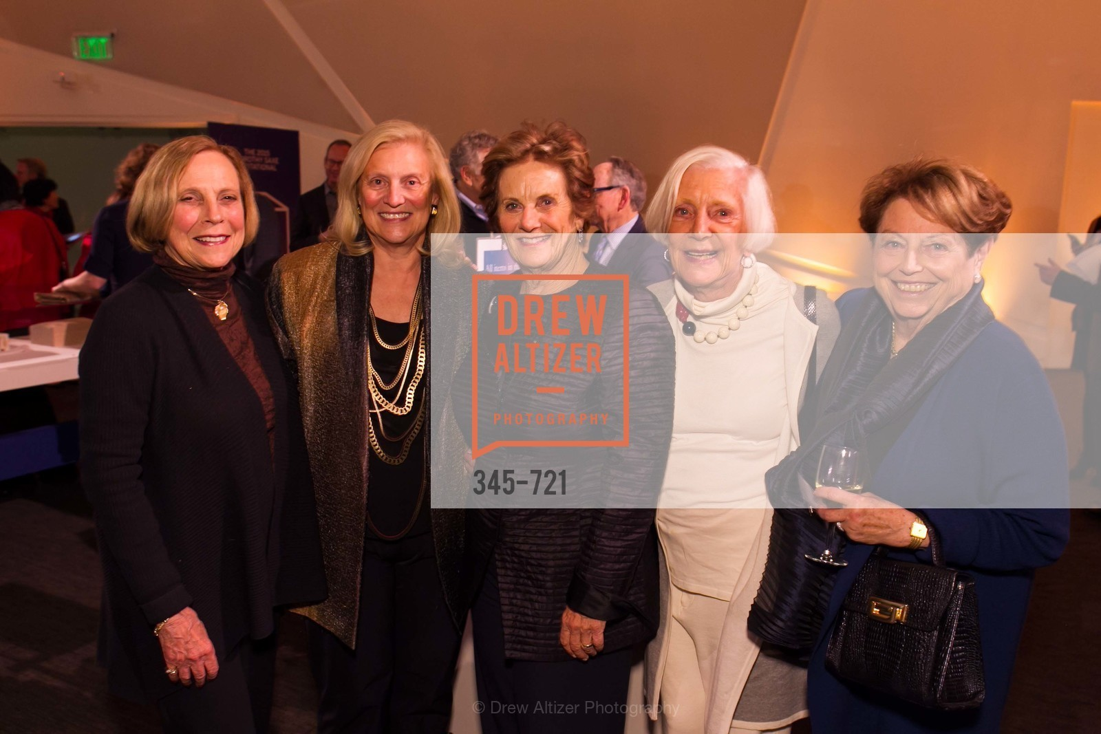 Sarah Lee Newman, Susan Hyatt, Carolyn Waldman, Sally Gradinger, Frances Berger, The 2015 Dorothy Saxe Invitational Celebration at the JEWISH MUSEUM, US, May 13th, 2015,Drew Altizer, Drew Altizer Photography, full-service agency, private events, San Francisco photographer, photographer california