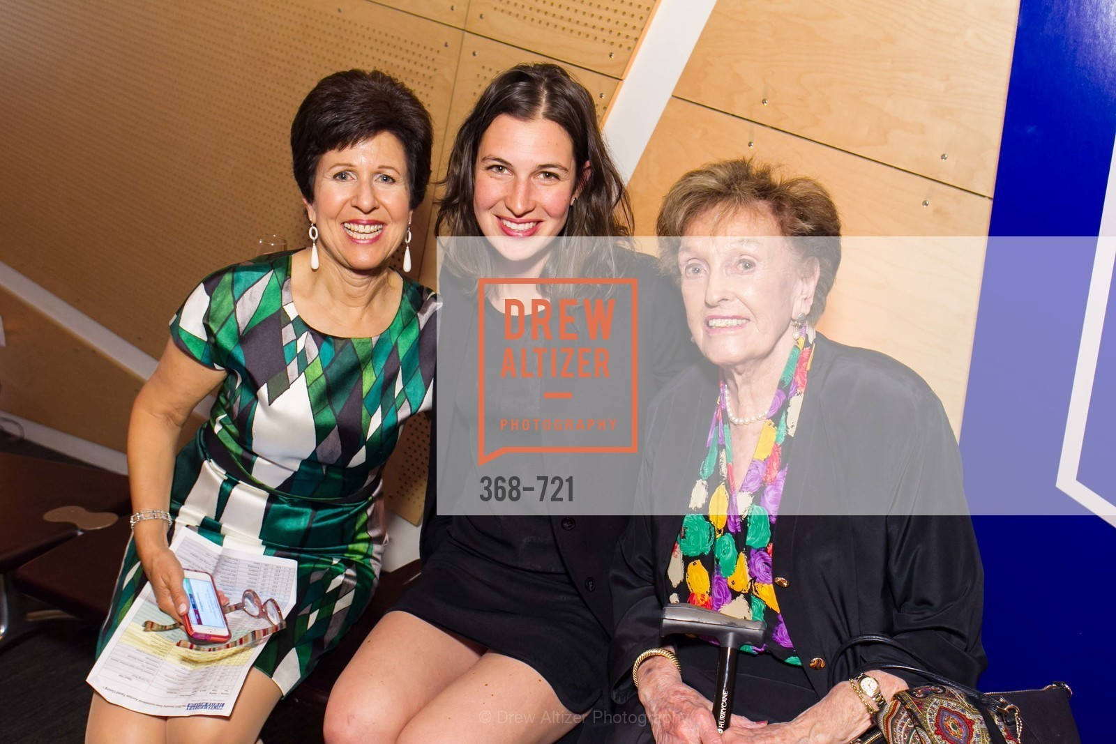 Diane Zack, Claire Frost, Thelma Colden, The 2015 Dorothy Saxe Invitational Celebration at the JEWISH MUSEUM, US, May 12th, 2015,Drew Altizer, Drew Altizer Photography, full-service agency, private events, San Francisco photographer, photographer california