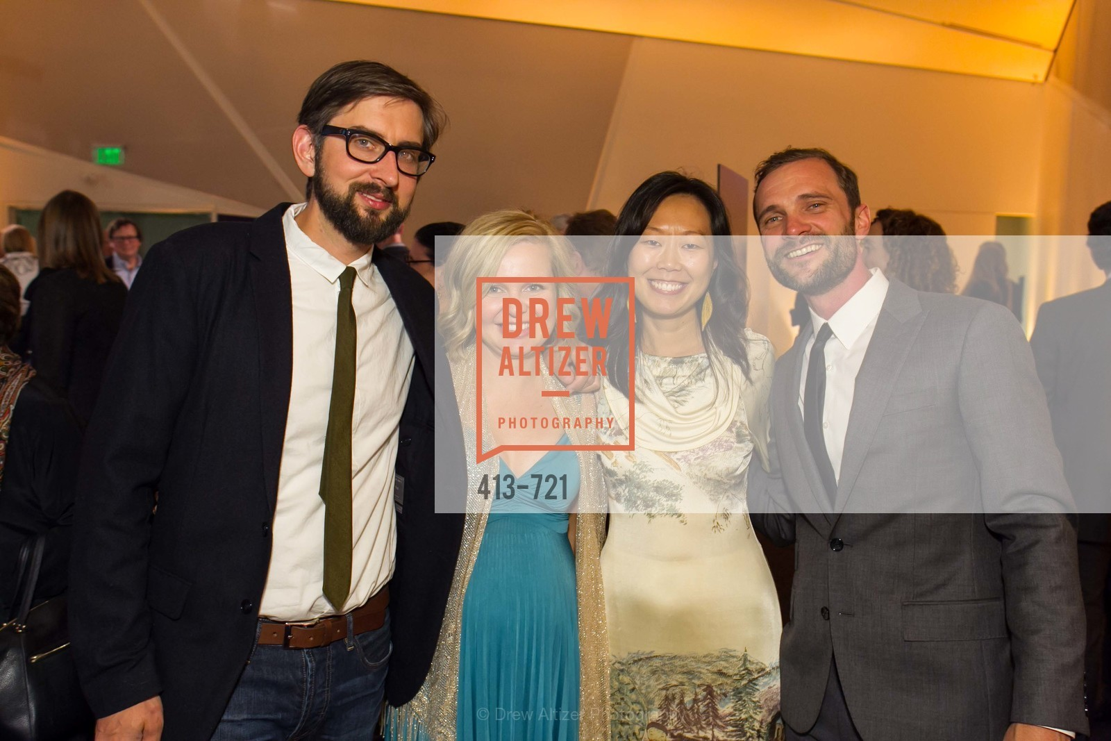 Matthew Gottschalk, Becky Gottschalk, Christy Chan, Paul Taylor, The 2015 Dorothy Saxe Invitational Celebration at the JEWISH MUSEUM, US, May 12th, 2015,Drew Altizer, Drew Altizer Photography, full-service agency, private events, San Francisco photographer, photographer california