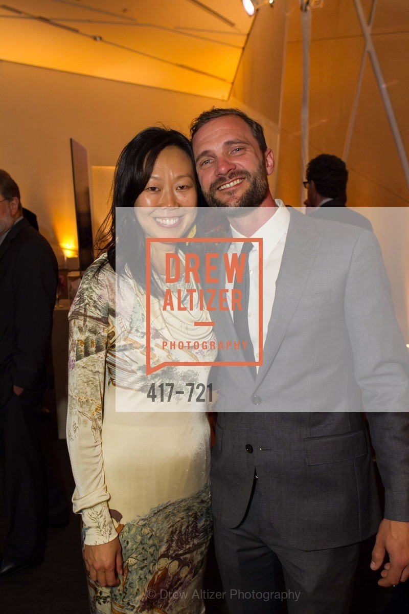 Christy Chan, Paul Taylor, The 2015 Dorothy Saxe Invitational Celebration at the JEWISH MUSEUM, US, May 12th, 2015,Drew Altizer, Drew Altizer Photography, full-service agency, private events, San Francisco photographer, photographer california
