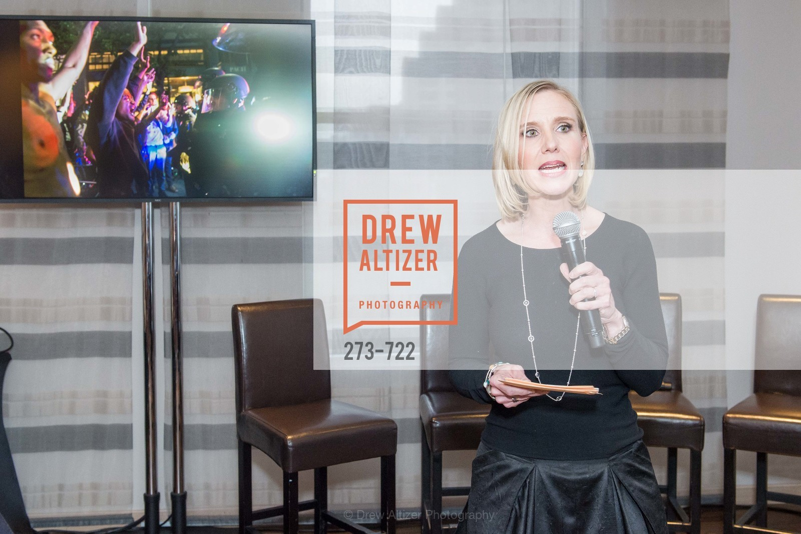 Marne Levine, INTERNATIONAL WOMEN'S MEDIA FOUNDATION Panel Discussion: Tech, Journalism Security and Trail-blazing Women Reporters Around theWorld, US, May 13th, 2015