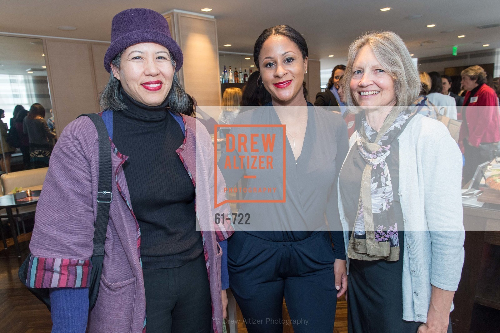 Chuleeman Szetvilas, Angela Benton, Barbara James, INTERNATIONAL WOMEN'S MEDIA FOUNDATION Panel Discussion: Tech, Journalism Security and Trail-blazing Women Reporters Around theWorld, US, May 13th, 2015