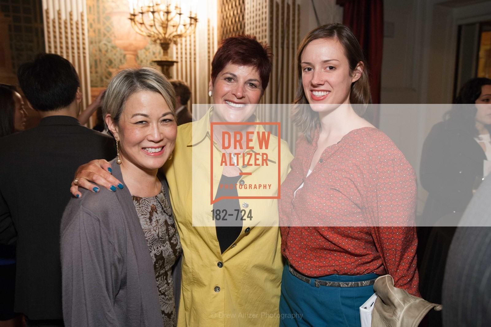 Sally Carlson, Susan Fassberg, Kelly Allen, TNDC's 34th Annual Birthday Dinner, US, May 12th, 2015,Drew Altizer, Drew Altizer Photography, full-service agency, private events, San Francisco photographer, photographer california