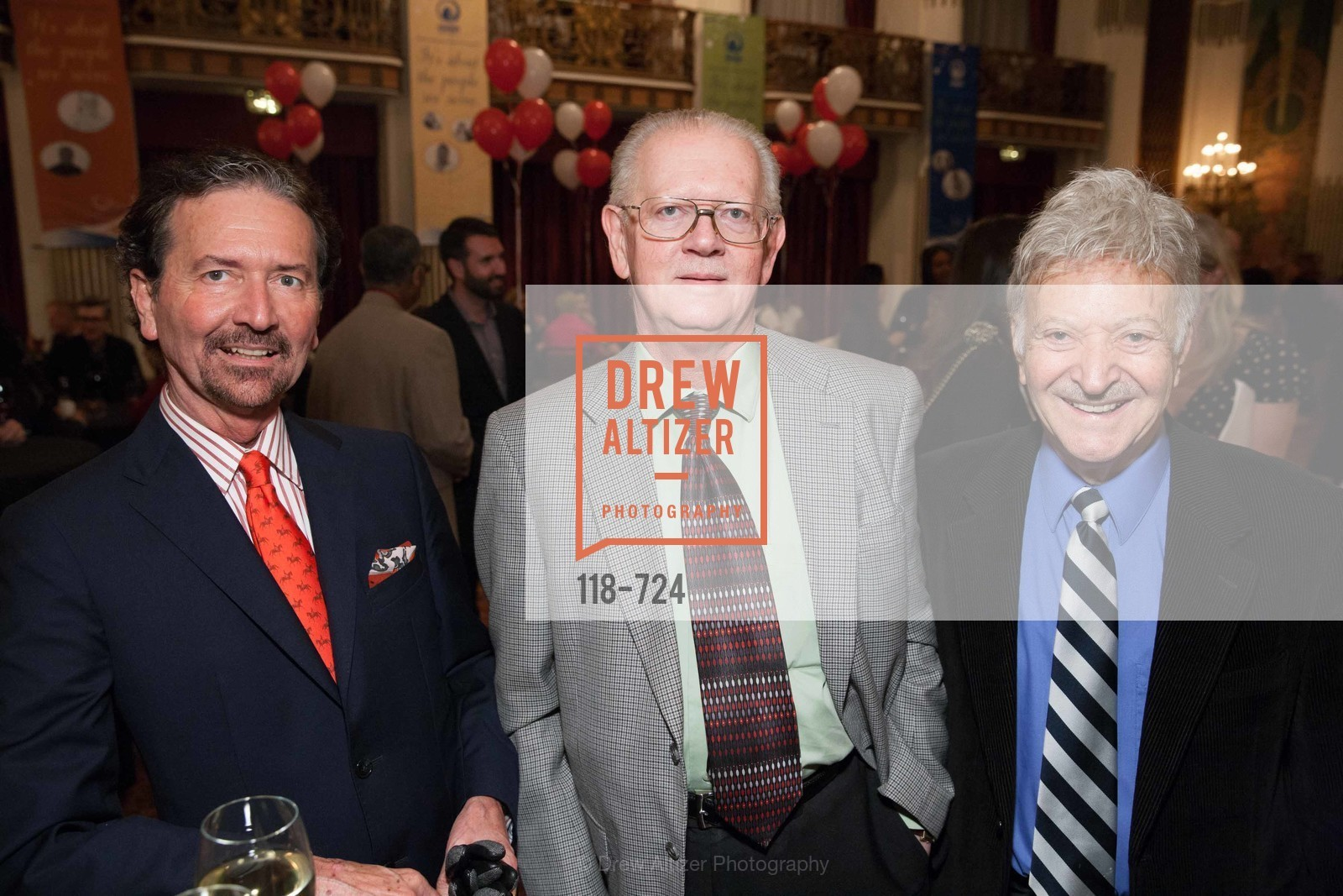 John Burns, Thomas Foutch, Milton Mosk, TNDC's 34th Annual Birthday Dinner, US, May 13th, 2015,Drew Altizer, Drew Altizer Photography, full-service agency, private events, San Francisco photographer, photographer california