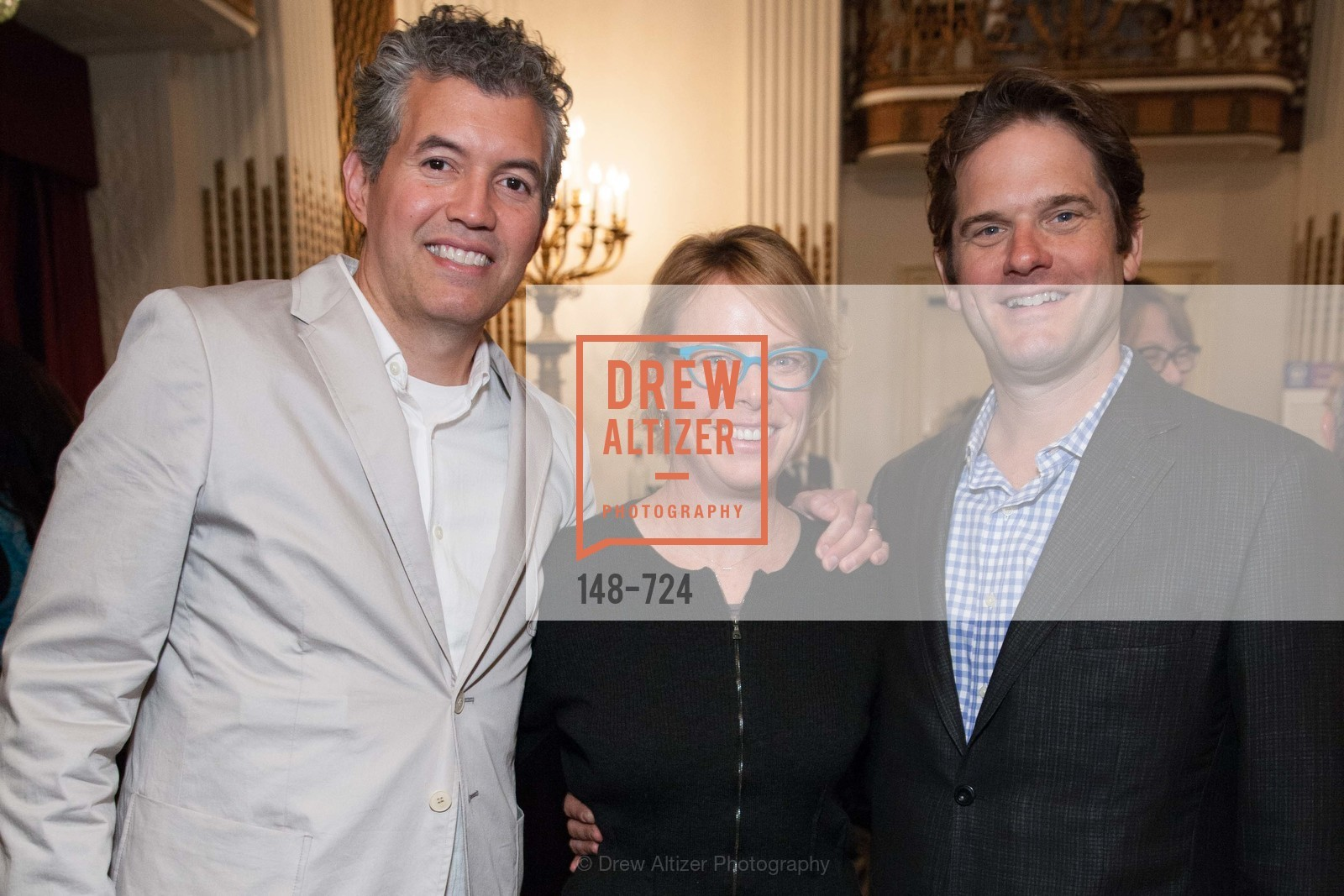Patrick Murcia, Amy Tucker, Matt Bauer, TNDC's 34th Annual Birthday Dinner, US, May 12th, 2015,Drew Altizer, Drew Altizer Photography, full-service agency, private events, San Francisco photographer, photographer california