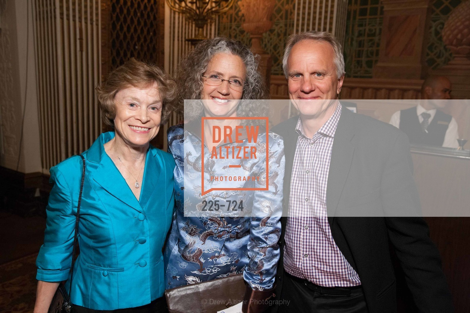 Suzanne Tucker, Carolyn Pistone, Eric Nyman, TNDC's 34th Annual Birthday Dinner, US, May 12th, 2015,Drew Altizer, Drew Altizer Photography, full-service agency, private events, San Francisco photographer, photographer california