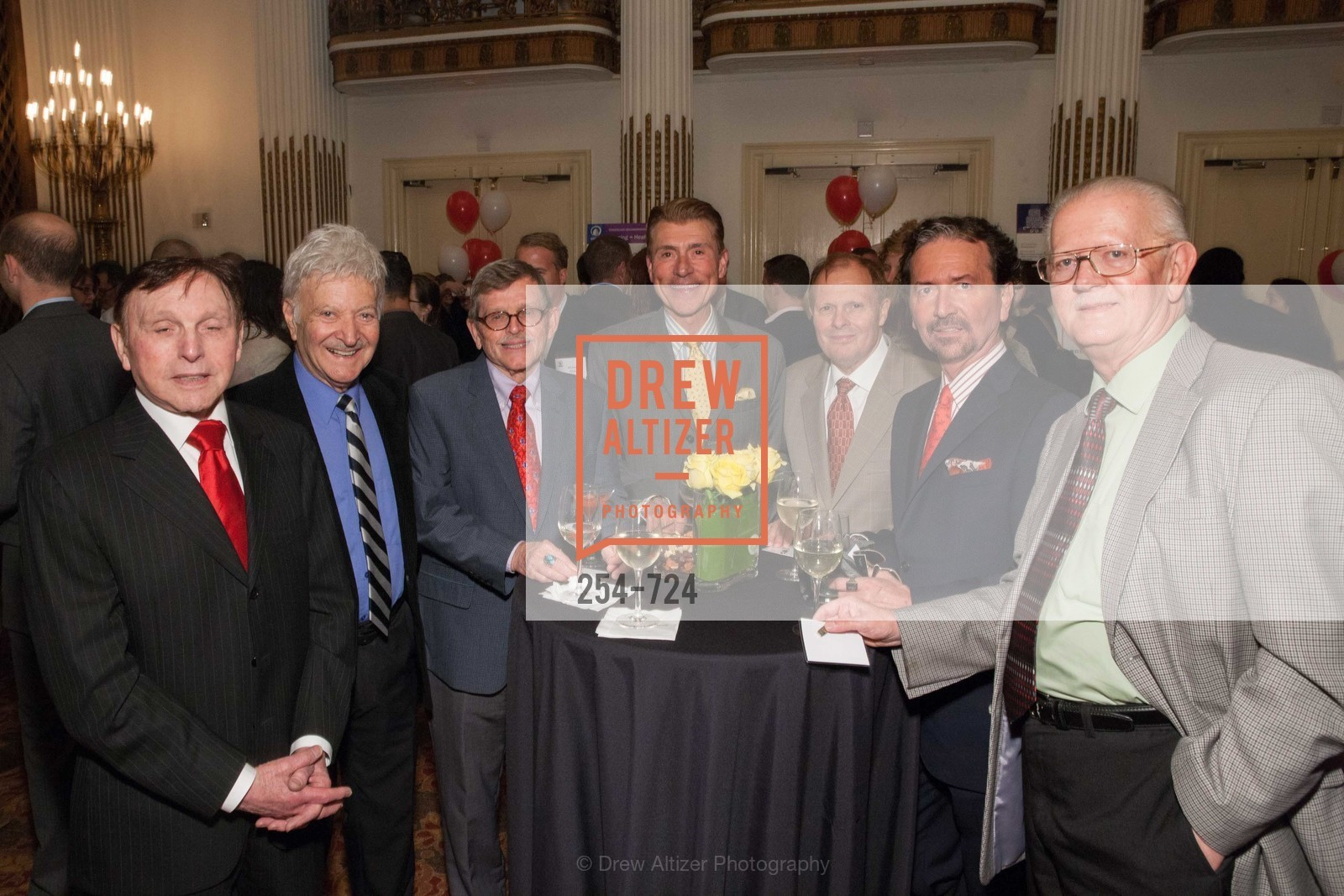 Frank Stein, Milton Mosk, Bill Gregory, Robert Beadle, Jack Hagden, John Burns, Thomas Foutch, TNDC's 34th Annual Birthday Dinner, US, May 13th, 2015,Drew Altizer, Drew Altizer Photography, full-service agency, private events, San Francisco photographer, photographer california