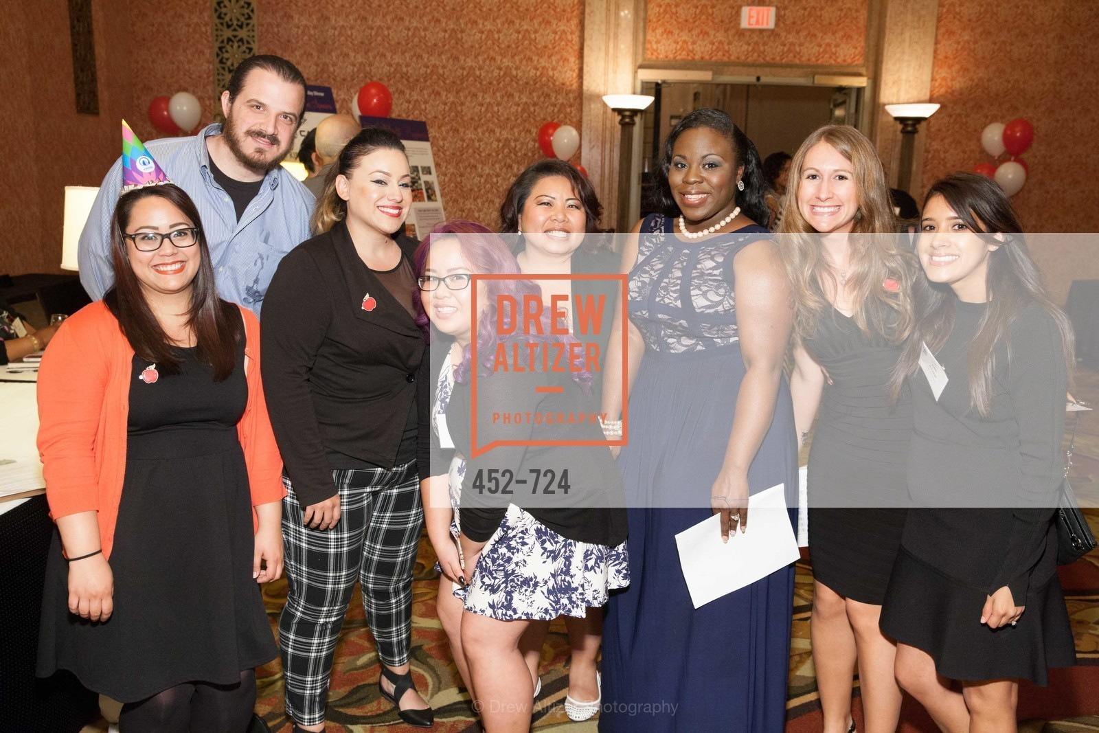 Claire Marie Genese, William Jensen, Olga Cordona, Tanya Chanthavong, Nancy Chanthavong, Hayley Caldwell, Shatae Jones, Julie Alcazar, TNDC's 34th Annual Birthday Dinner, US, May 13th, 2015,Drew Altizer, Drew Altizer Photography, full-service agency, private events, San Francisco photographer, photographer california