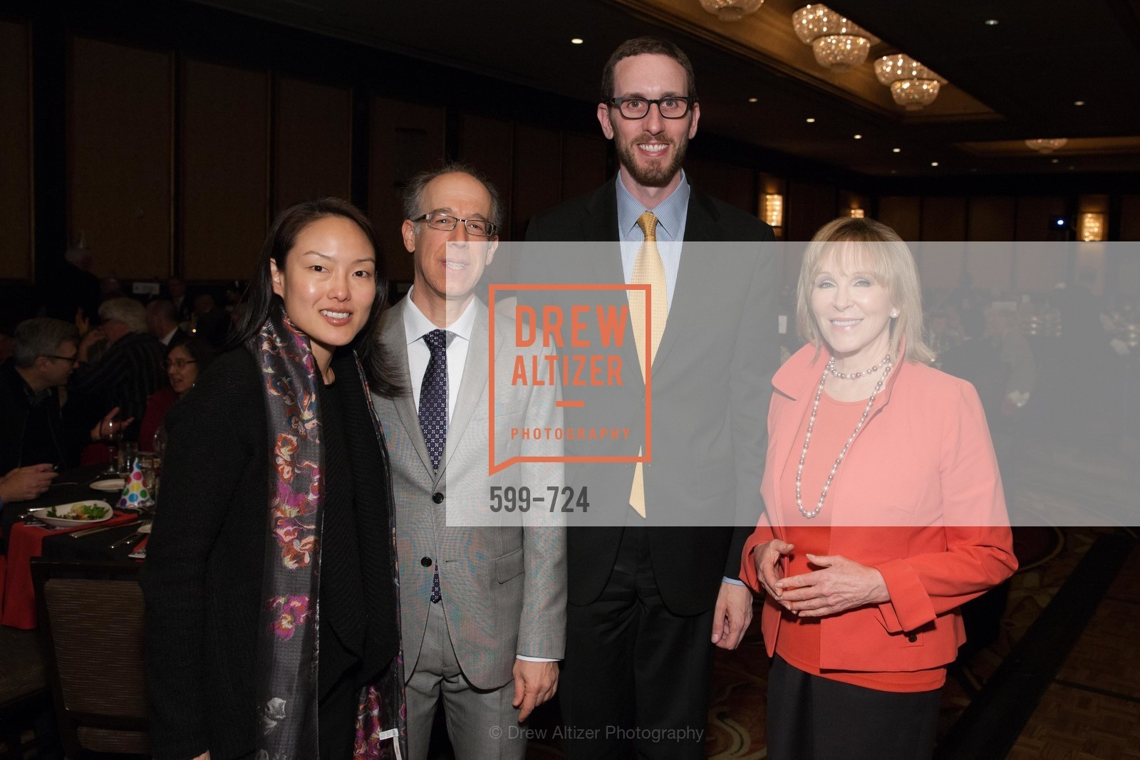 Jane Kim, Don Falk, Scott Weiner, Cheryl Jennings, TNDC's 34th Annual Birthday Dinner, US, May 13th, 2015,Drew Altizer, Drew Altizer Photography, full-service agency, private events, San Francisco photographer, photographer california
