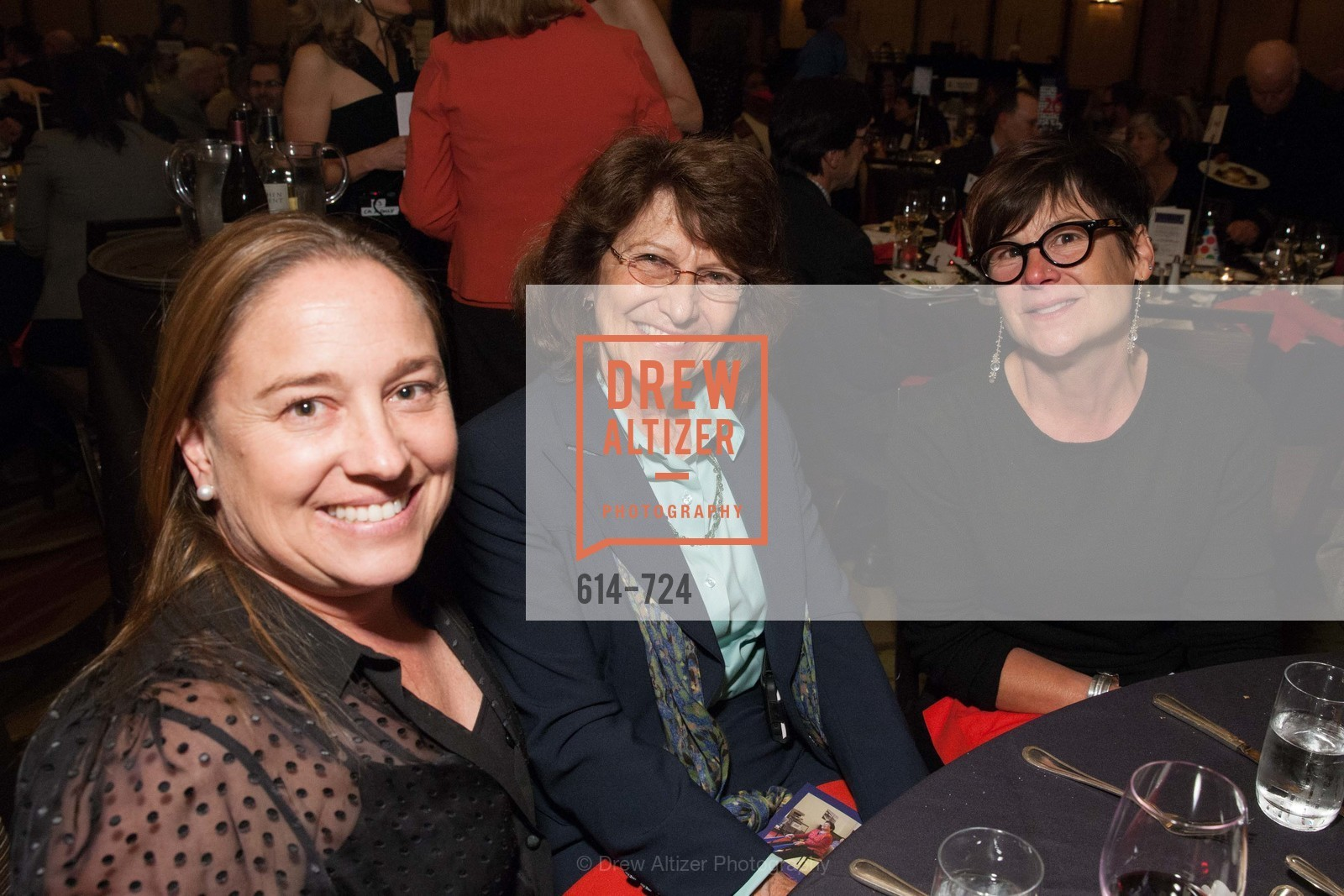 Tracy Parent, Barbara Smith, Pat Bregant, TNDC's 34th Annual Birthday Dinner, US, May 13th, 2015,Drew Altizer, Drew Altizer Photography, full-service agency, private events, San Francisco photographer, photographer california