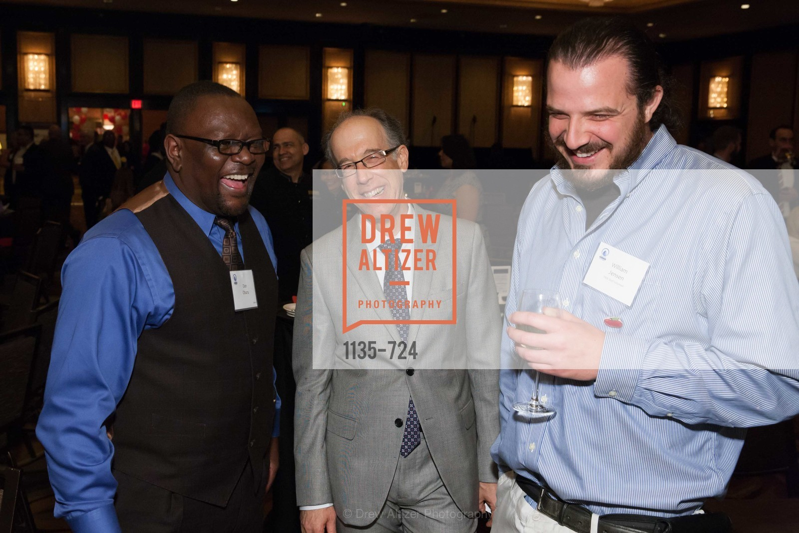 Dan Oburu, Don Falk, William Jensen, TNDC's 34th Annual Birthday Dinner, US, May 13th, 2015,Drew Altizer, Drew Altizer Photography, full-service agency, private events, San Francisco photographer, photographer california