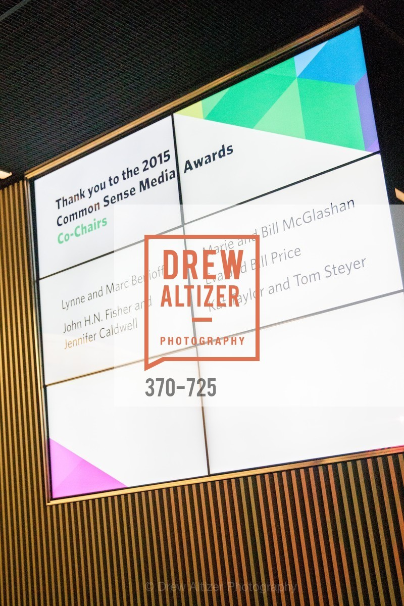 Atmosphere, COMMON SENSE Media Awards 2015, US, May 14th, 2015,Drew Altizer, Drew Altizer Photography, full-service event agency, private events, San Francisco photographer, photographer California