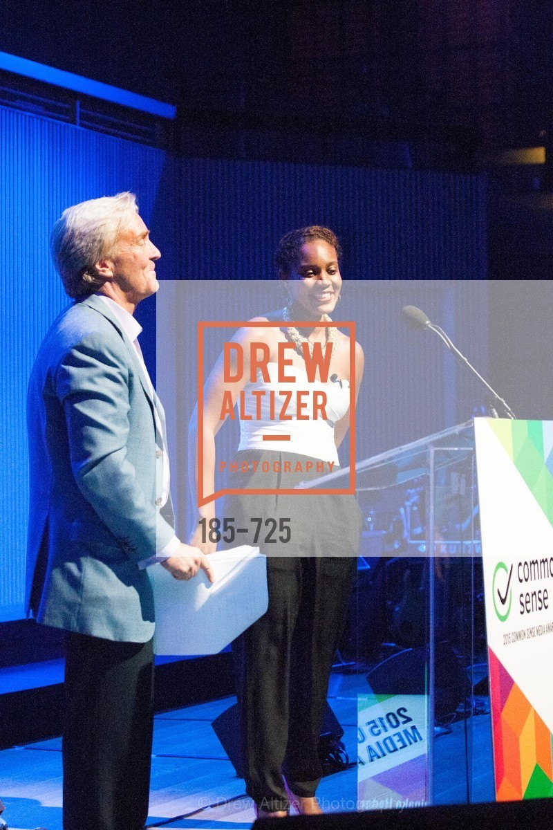 Jim Steyer, Chinaka Hodge, COMMON SENSE Media Awards 2015, US, May 13th, 2015,Drew Altizer, Drew Altizer Photography, full-service agency, private events, San Francisco photographer, photographer california