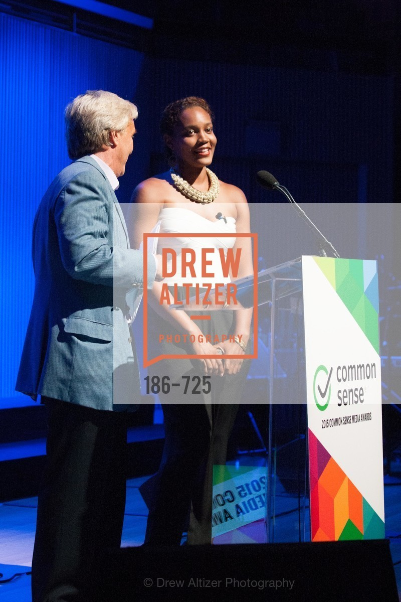 Jim Steyer, Chinaka Hodge, COMMON SENSE Media Awards 2015, US, May 14th, 2015,Drew Altizer, Drew Altizer Photography, full-service agency, private events, San Francisco photographer, photographer california