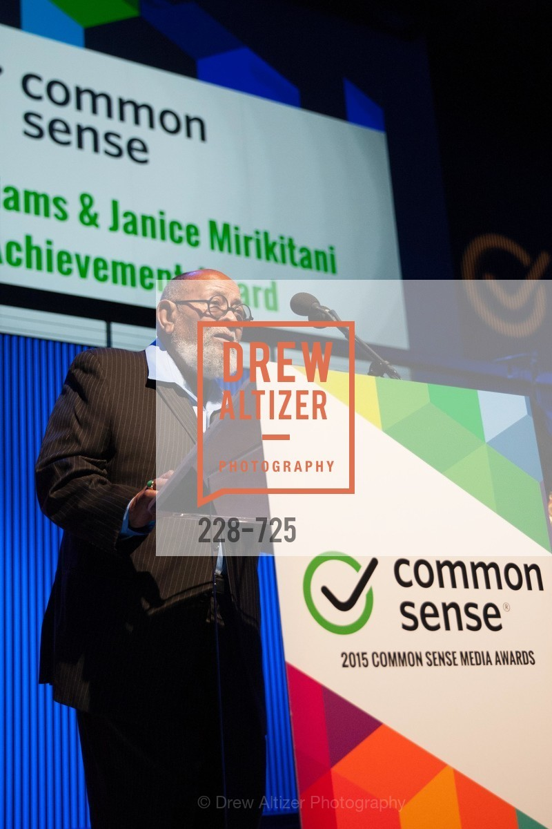 Reverend Cecil Williams, COMMON SENSE Media Awards 2015, US, May 14th, 2015,Drew Altizer, Drew Altizer Photography, full-service event agency, private events, San Francisco photographer, photographer California