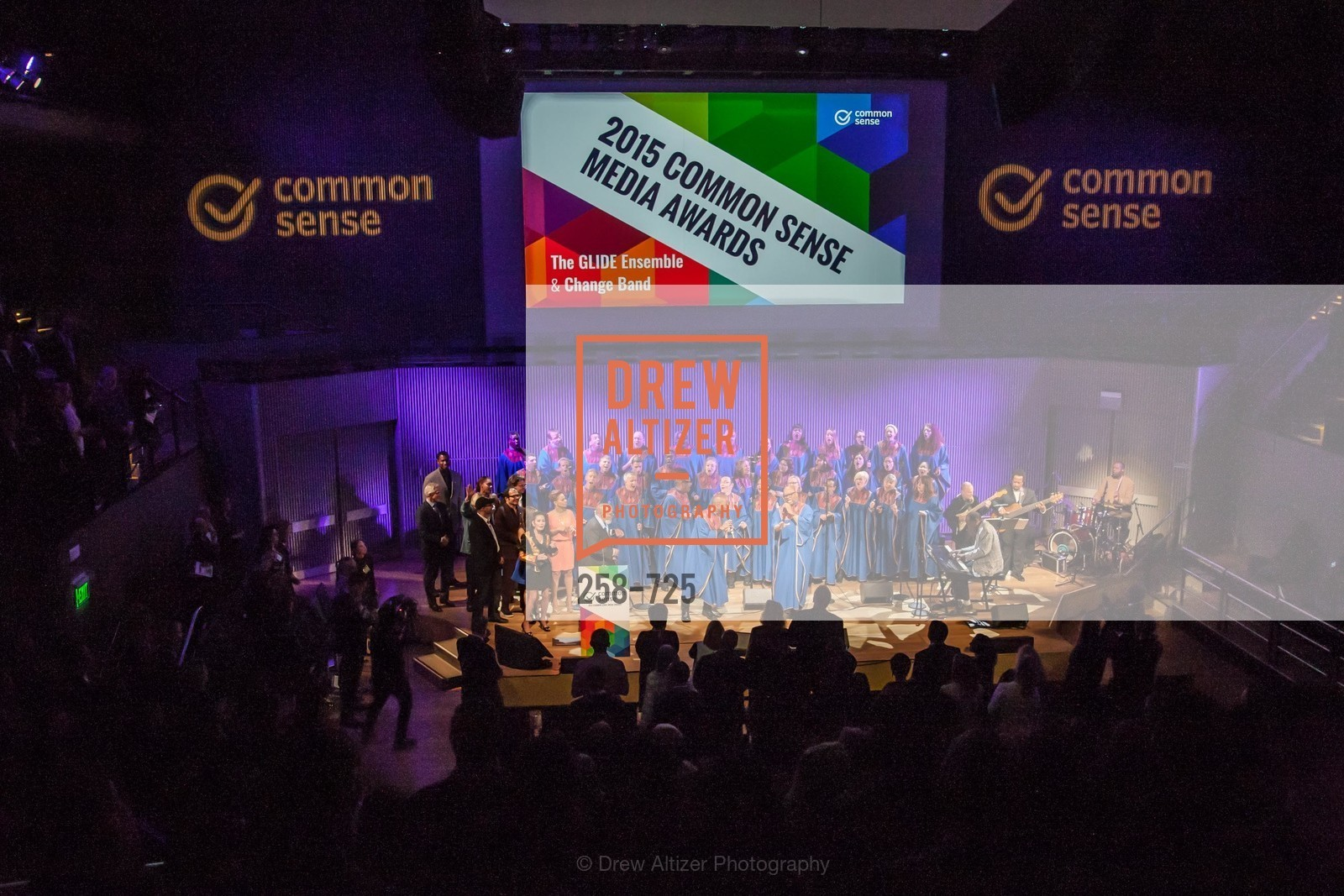 Performance, COMMON SENSE Media Awards 2015, US, May 14th, 2015,Drew Altizer, Drew Altizer Photography, full-service event agency, private events, San Francisco photographer, photographer California