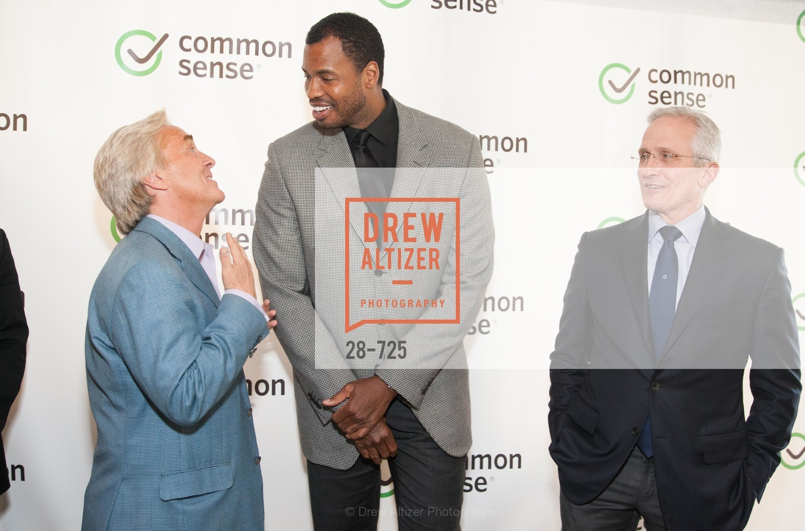 Jim Steyer, Jason Collins, James Coulter, COMMON SENSE Media Awards 2015, US, May 14th, 2015,Drew Altizer, Drew Altizer Photography, full-service event agency, private events, San Francisco photographer, photographer California