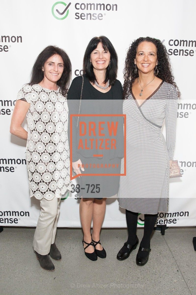 Kimberly Pinkson, Cecily Stock, Kali Baird, COMMON SENSE Media Awards 2015, US, May 13th, 2015,Drew Altizer, Drew Altizer Photography, full-service agency, private events, San Francisco photographer, photographer california
