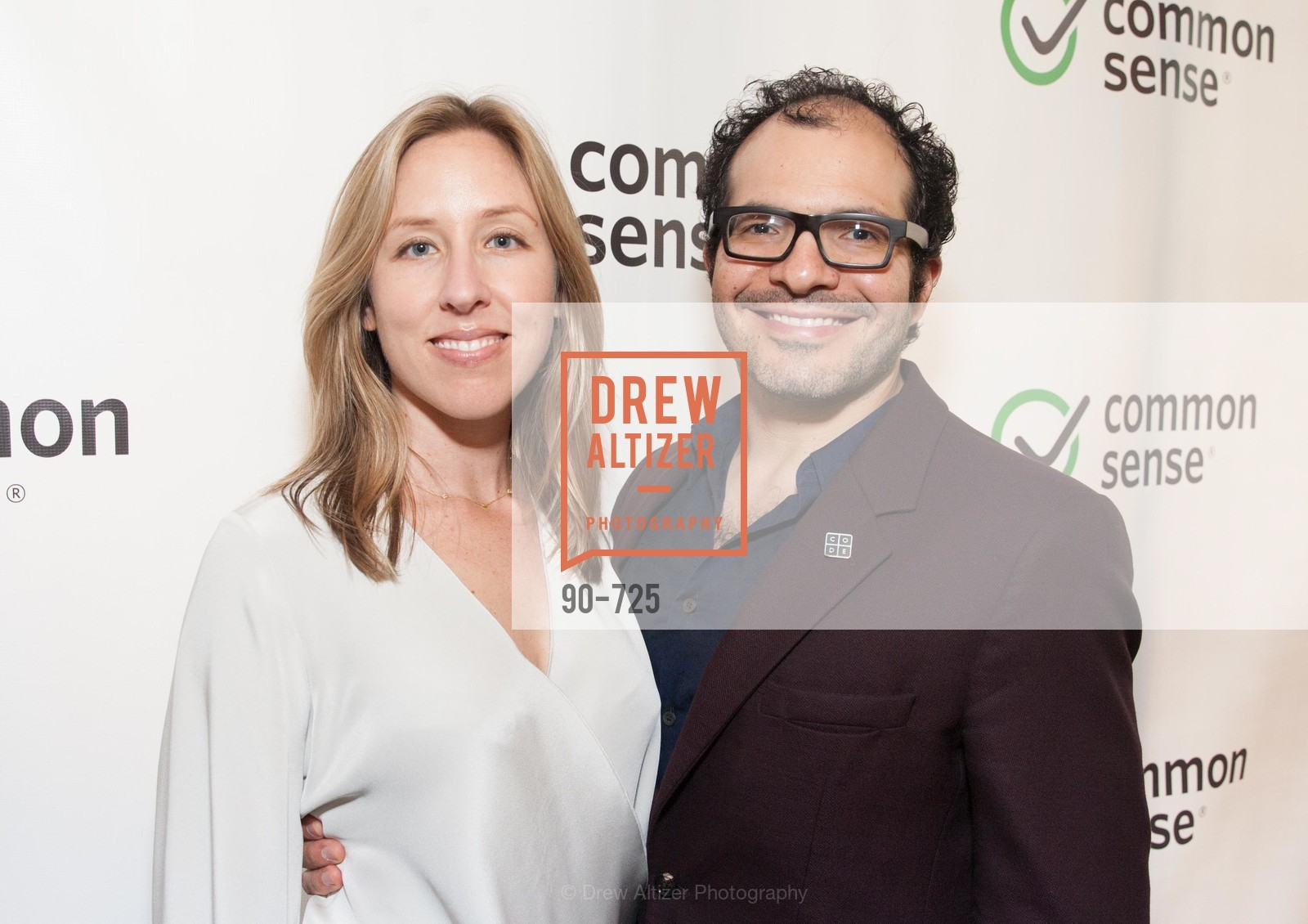 Melissa Baldauf, Ali Partovi, COMMON SENSE Media Awards 2015, US, May 14th, 2015,Drew Altizer, Drew Altizer Photography, full-service agency, private events, San Francisco photographer, photographer california