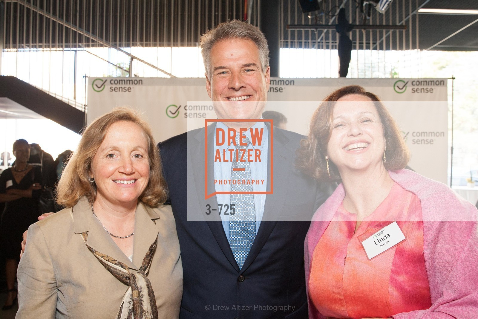 Amy Shenkan, Bill Price, Linda Burch, COMMON SENSE Media Awards 2015, US, May 14th, 2015,Drew Altizer, Drew Altizer Photography, full-service agency, private events, San Francisco photographer, photographer california