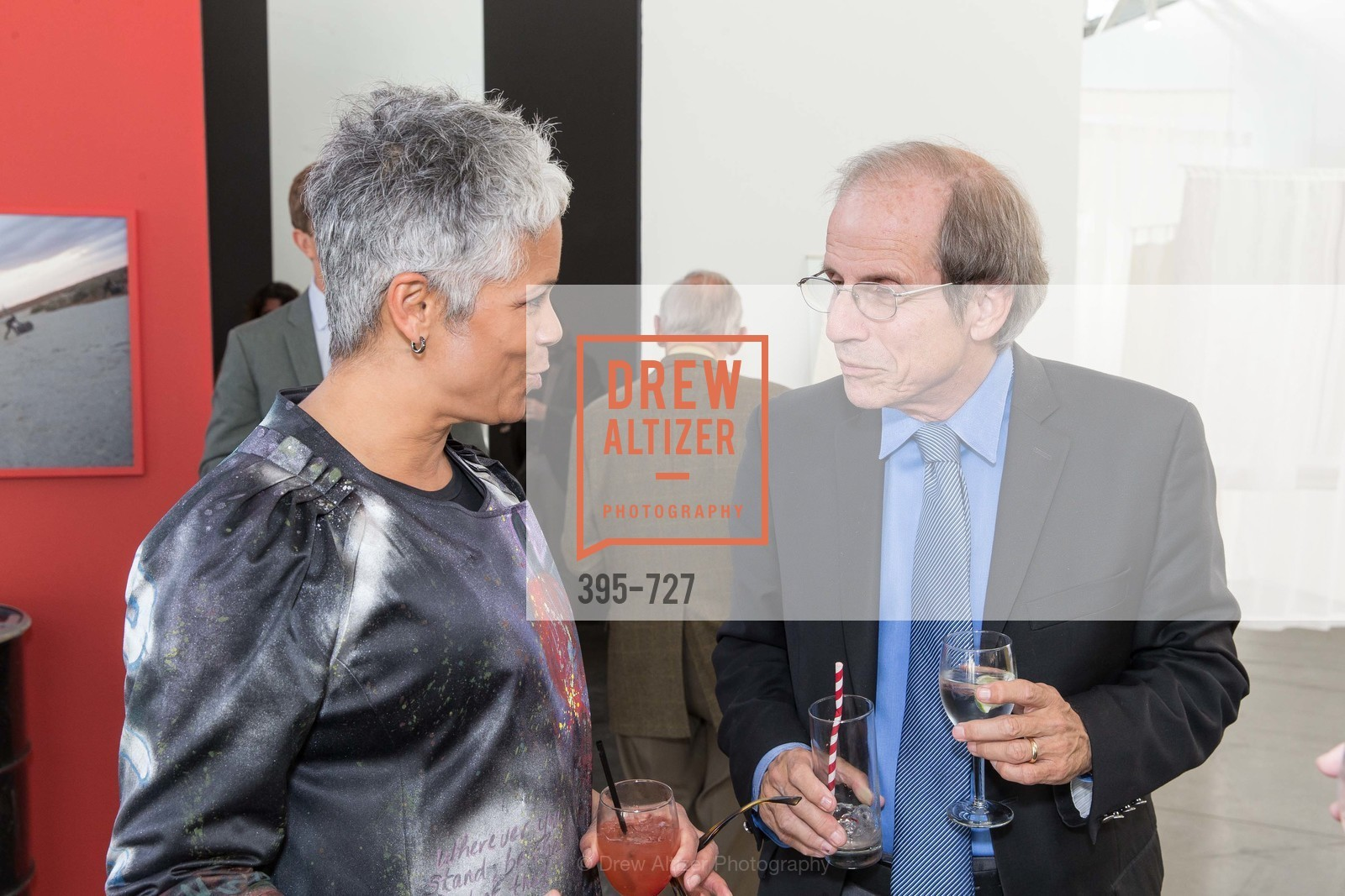 Dana King, Michael Krasny, SAN FRANCISCO ART INSTITUTE Gala Honoring Art Visionary and Advocate ROSELYNE CHROMAN SWIG, US, May 14th, 2015,Drew Altizer, Drew Altizer Photography, full-service agency, private events, San Francisco photographer, photographer california