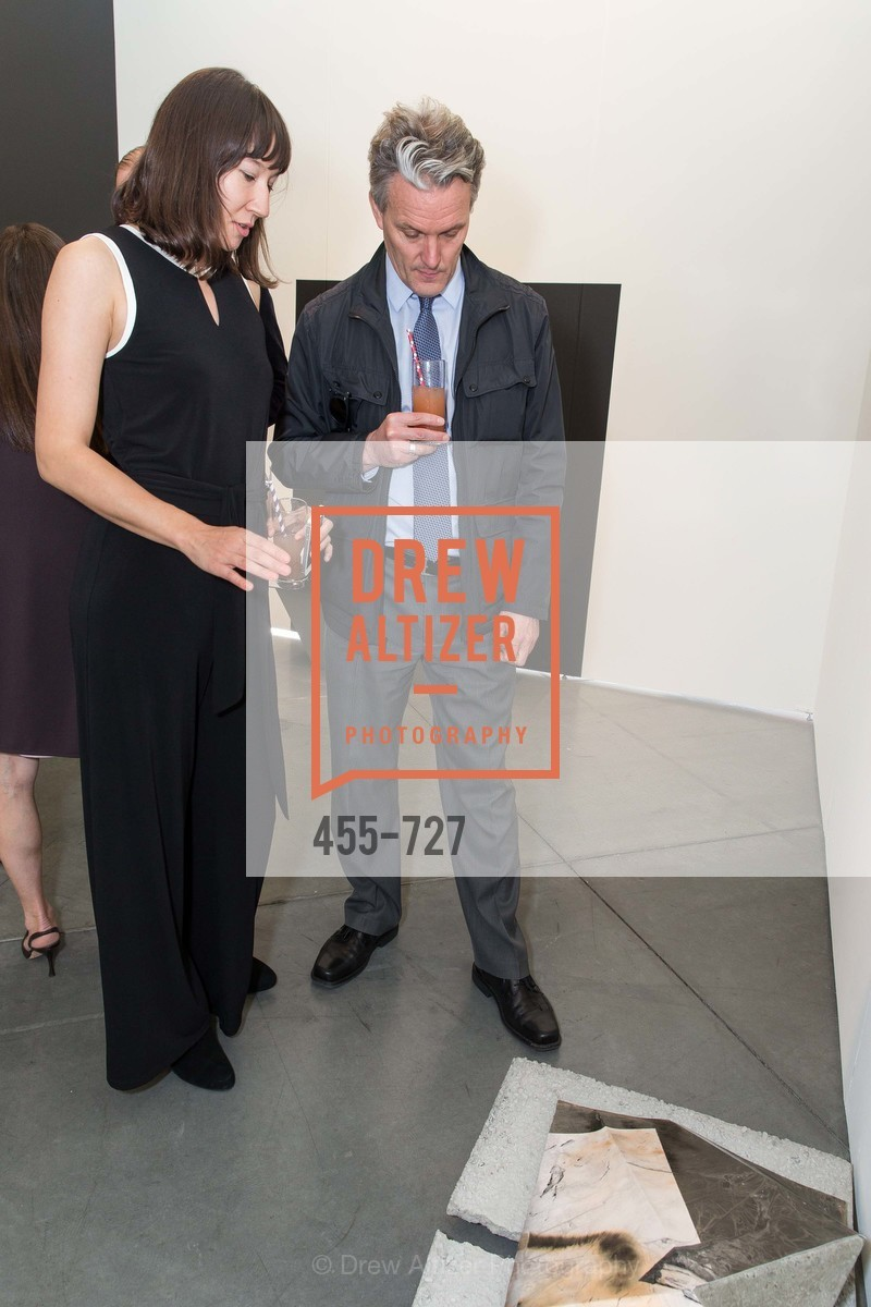 Rachel Bussieres, Julian Cox, SAN FRANCISCO ART INSTITUTE Gala Honoring Art Visionary and Advocate ROSELYNE CHROMAN SWIG, US, May 14th, 2015,Drew Altizer, Drew Altizer Photography, full-service agency, private events, San Francisco photographer, photographer california
