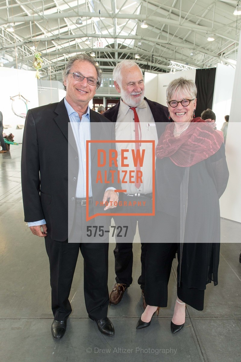 Henry Erlich, Jerry Garchik, Brenda Way, SAN FRANCISCO ART INSTITUTE Gala Honoring Art Visionary and Advocate ROSELYNE CHROMAN SWIG, US, May 13th, 2015,Drew Altizer, Drew Altizer Photography, full-service agency, private events, San Francisco photographer, photographer california