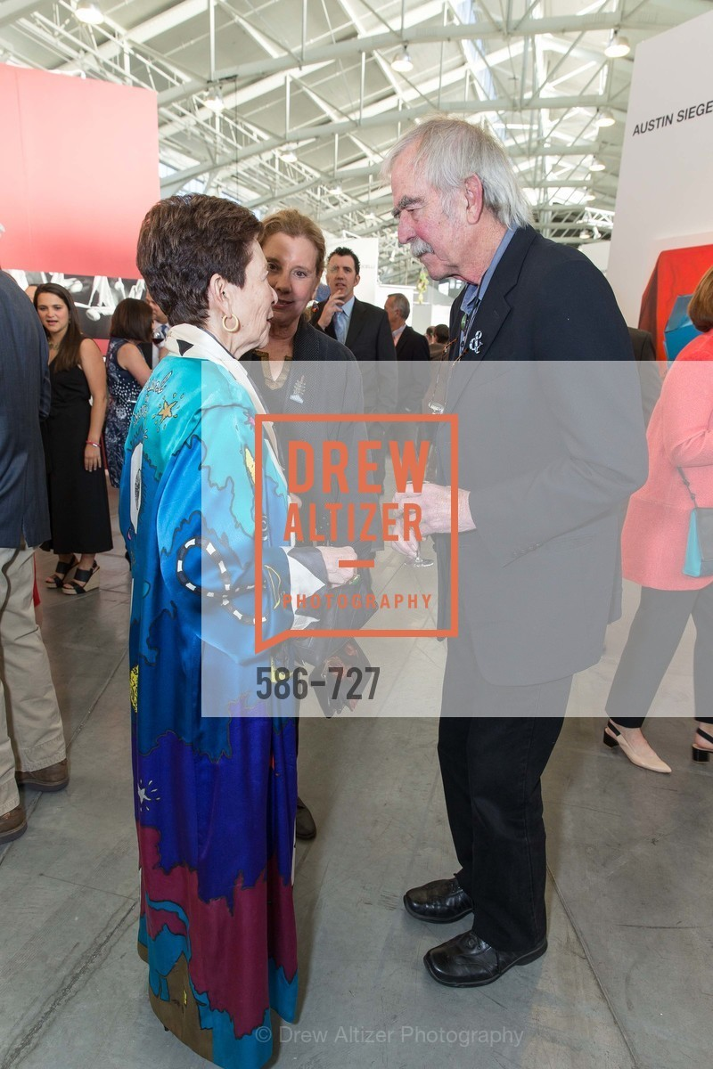 Cissie Swig, William Wiley, SAN FRANCISCO ART INSTITUTE Gala Honoring Art Visionary and Advocate ROSELYNE CHROMAN SWIG, US, May 14th, 2015,Drew Altizer, Drew Altizer Photography, full-service agency, private events, San Francisco photographer, photographer california