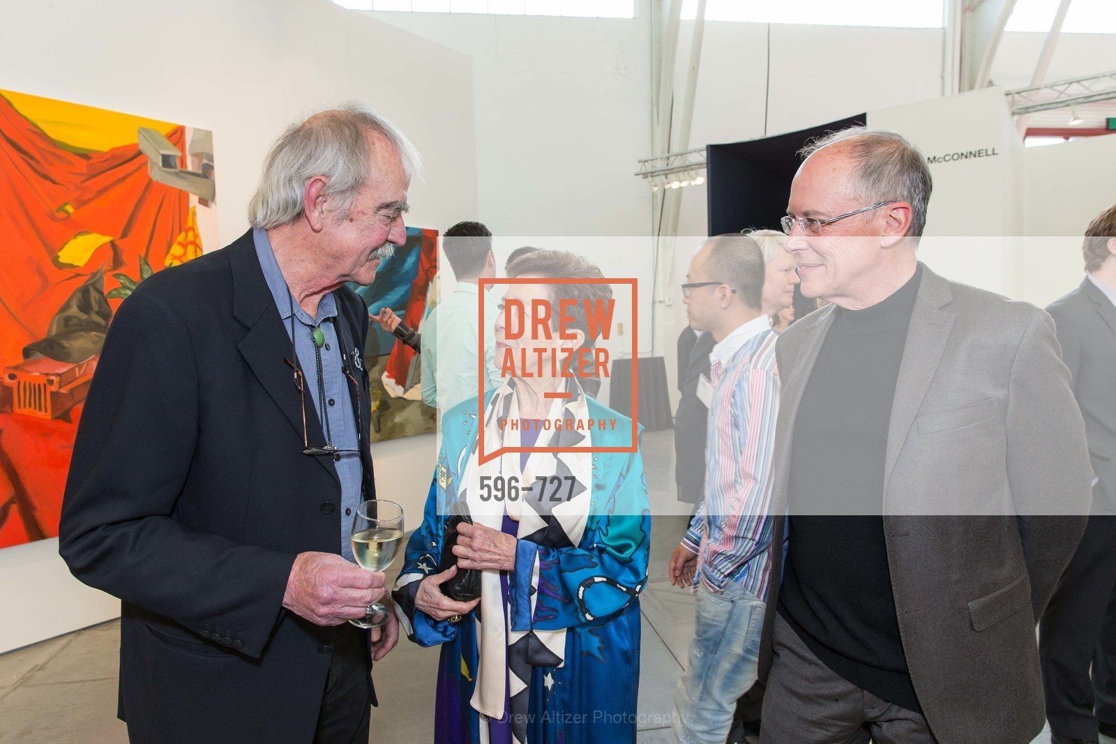 William Wiley, Cissie Swig, Charles Desmarais, SAN FRANCISCO ART INSTITUTE Gala Honoring Art Visionary and Advocate ROSELYNE CHROMAN SWIG, US, May 13th, 2015,Drew Altizer, Drew Altizer Photography, full-service agency, private events, San Francisco photographer, photographer california