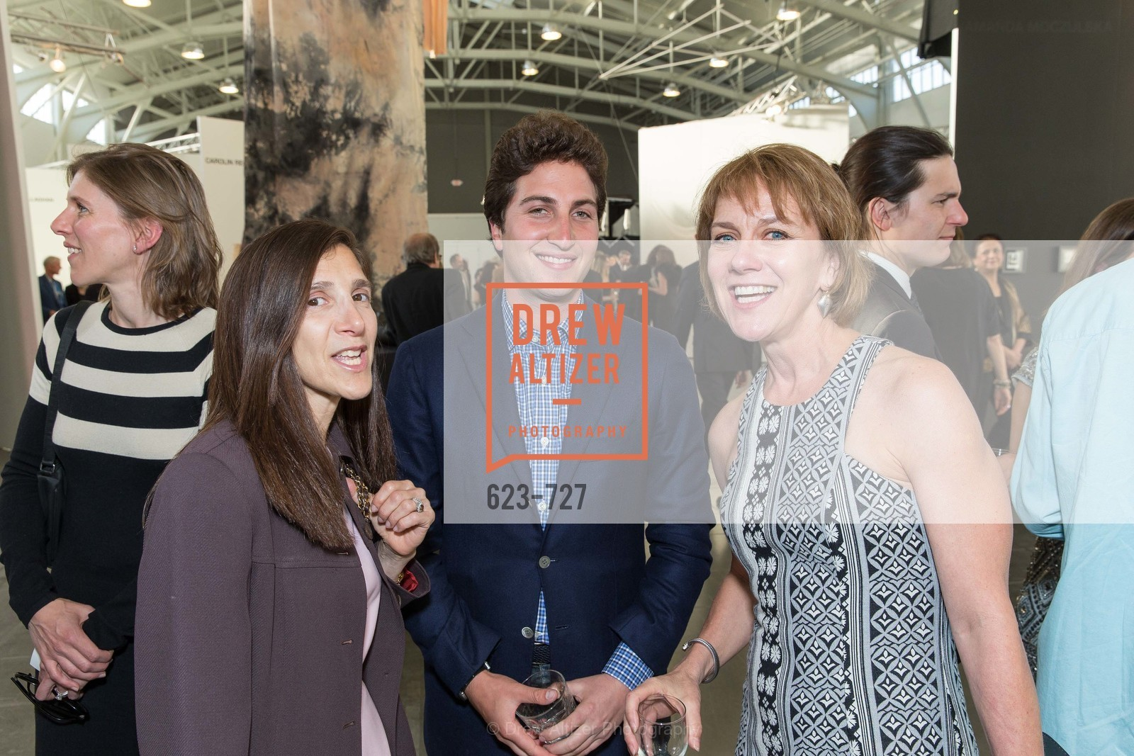 Lisa Podos, Matthew Goldman, Lee Gregory, SAN FRANCISCO ART INSTITUTE Gala Honoring Art Visionary and Advocate ROSELYNE CHROMAN SWIG, US, May 14th, 2015,Drew Altizer, Drew Altizer Photography, full-service agency, private events, San Francisco photographer, photographer california