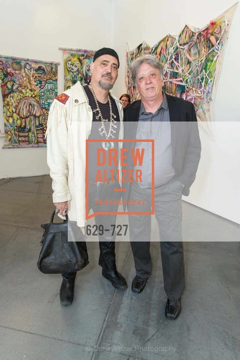 Christoper Coppola, Jerry Elkins, SAN FRANCISCO ART INSTITUTE Gala Honoring Art Visionary and Advocate ROSELYNE CHROMAN SWIG, US, May 14th, 2015,Drew Altizer, Drew Altizer Photography, full-service agency, private events, San Francisco photographer, photographer california