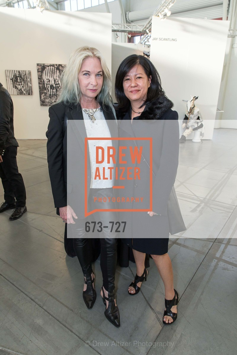 Cheryl Haines, Joy Ou, SAN FRANCISCO ART INSTITUTE Gala Honoring Art Visionary and Advocate ROSELYNE CHROMAN SWIG, US, May 14th, 2015,Drew Altizer, Drew Altizer Photography, full-service agency, private events, San Francisco photographer, photographer california