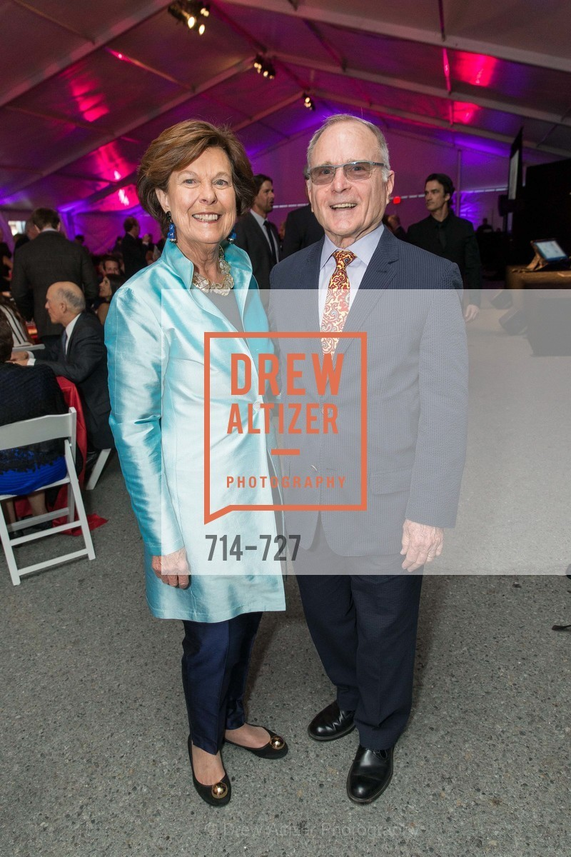 Mary Robinson, Andrew Belschner, SAN FRANCISCO ART INSTITUTE Gala Honoring Art Visionary and Advocate ROSELYNE CHROMAN SWIG, US, May 14th, 2015,Drew Altizer, Drew Altizer Photography, full-service agency, private events, San Francisco photographer, photographer california