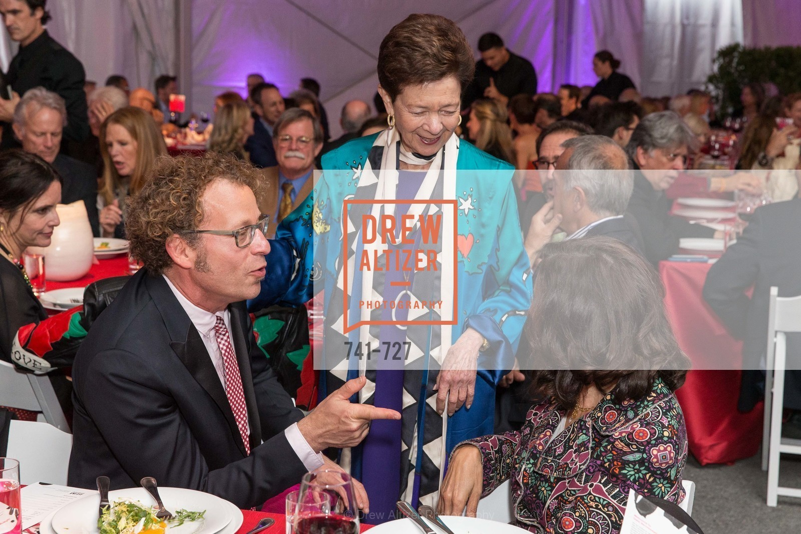Ken Goldberg, Cissie Swig, Darian Swig, SAN FRANCISCO ART INSTITUTE Gala Honoring Art Visionary and Advocate ROSELYNE CHROMAN SWIG, US, May 13th, 2015,Drew Altizer, Drew Altizer Photography, full-service agency, private events, San Francisco photographer, photographer california
