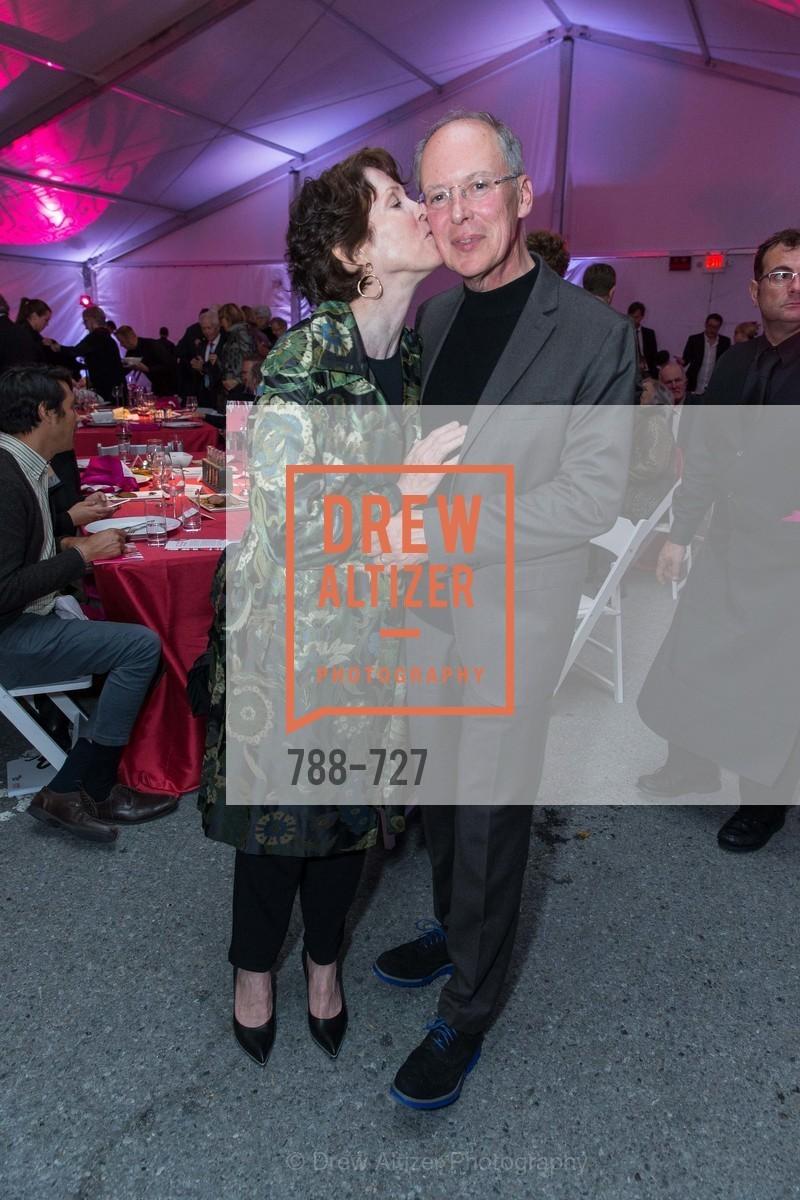 Kitty Morgan, Charles Desmarais, SAN FRANCISCO ART INSTITUTE Gala Honoring Art Visionary and Advocate ROSELYNE CHROMAN SWIG, US, May 13th, 2015,Drew Altizer, Drew Altizer Photography, full-service agency, private events, San Francisco photographer, photographer california