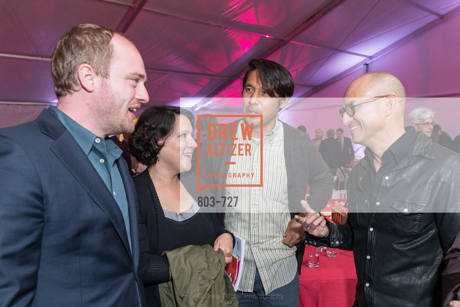 Hesse McGraw, Clare Rojas, Barry McGee, Eric McDougall, SAN FRANCISCO ART INSTITUTE Gala Honoring Art Visionary and Advocate ROSELYNE CHROMAN SWIG, US, May 14th, 2015,Drew Altizer, Drew Altizer Photography, full-service agency, private events, San Francisco photographer, photographer california