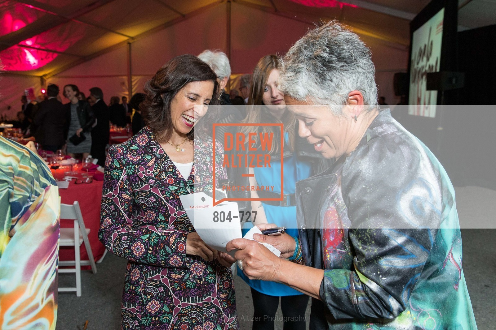 Darian Swig, Dana King, SAN FRANCISCO ART INSTITUTE Gala Honoring Art Visionary and Advocate ROSELYNE CHROMAN SWIG, US, May 13th, 2015,Drew Altizer, Drew Altizer Photography, full-service agency, private events, San Francisco photographer, photographer california