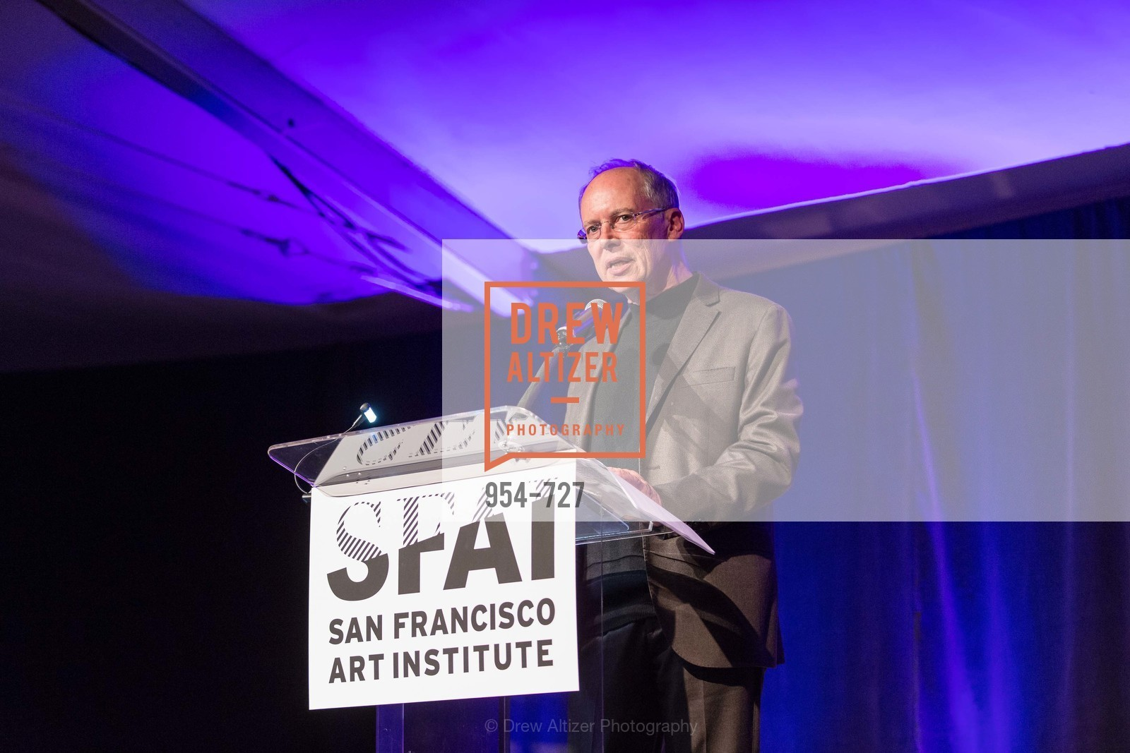 Charles Desmarais, SAN FRANCISCO ART INSTITUTE Gala Honoring Art Visionary and Advocate ROSELYNE CHROMAN SWIG, US, May 14th, 2015,Drew Altizer, Drew Altizer Photography, full-service agency, private events, San Francisco photographer, photographer california