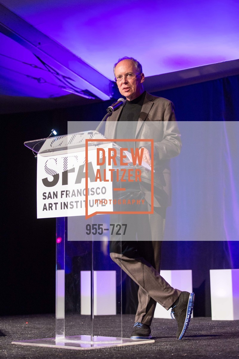 Charles Desmarais, SAN FRANCISCO ART INSTITUTE Gala Honoring Art Visionary and Advocate ROSELYNE CHROMAN SWIG, US, May 13th, 2015,Drew Altizer, Drew Altizer Photography, full-service agency, private events, San Francisco photographer, photographer california
