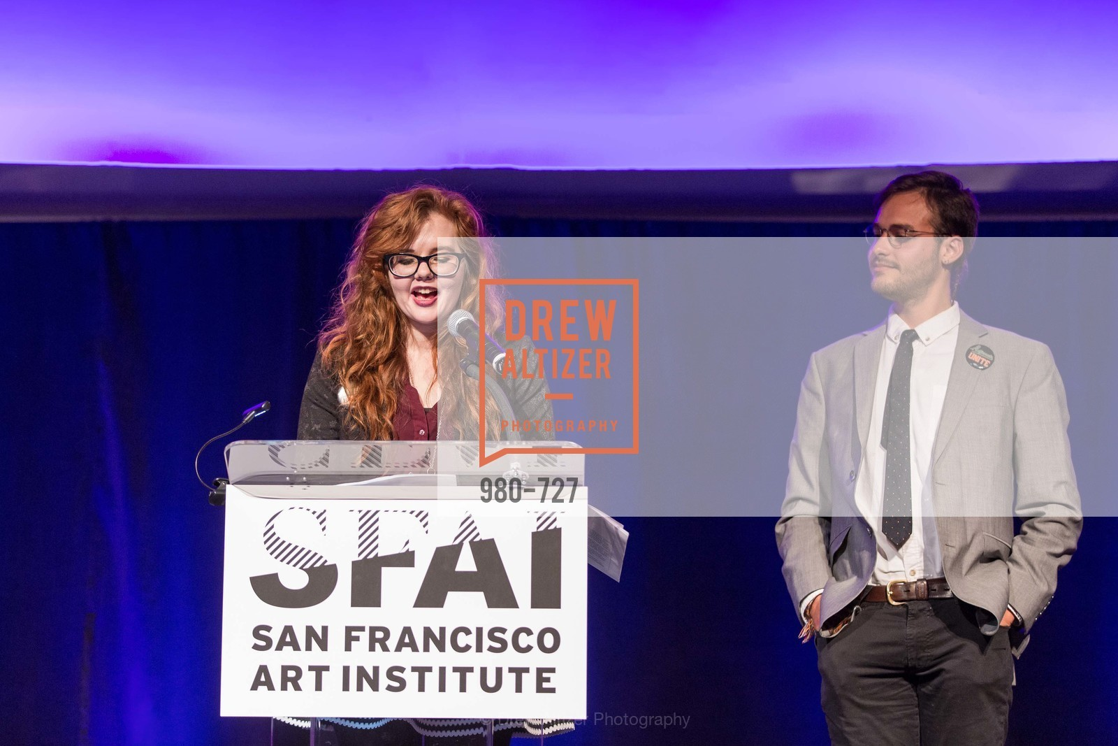 Amanda Shields, Juan Pablo Pacheco, SAN FRANCISCO ART INSTITUTE Gala Honoring Art Visionary and Advocate ROSELYNE CHROMAN SWIG, US, May 14th, 2015,Drew Altizer, Drew Altizer Photography, full-service agency, private events, San Francisco photographer, photographer california