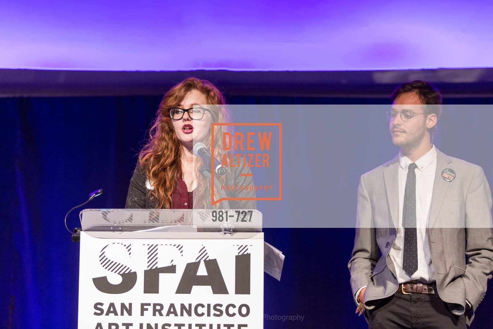 Amanda Shields, Juan Pablo Pacheco, SAN FRANCISCO ART INSTITUTE Gala Honoring Art Visionary and Advocate ROSELYNE CHROMAN SWIG, US, May 13th, 2015,Drew Altizer, Drew Altizer Photography, full-service agency, private events, San Francisco photographer, photographer california