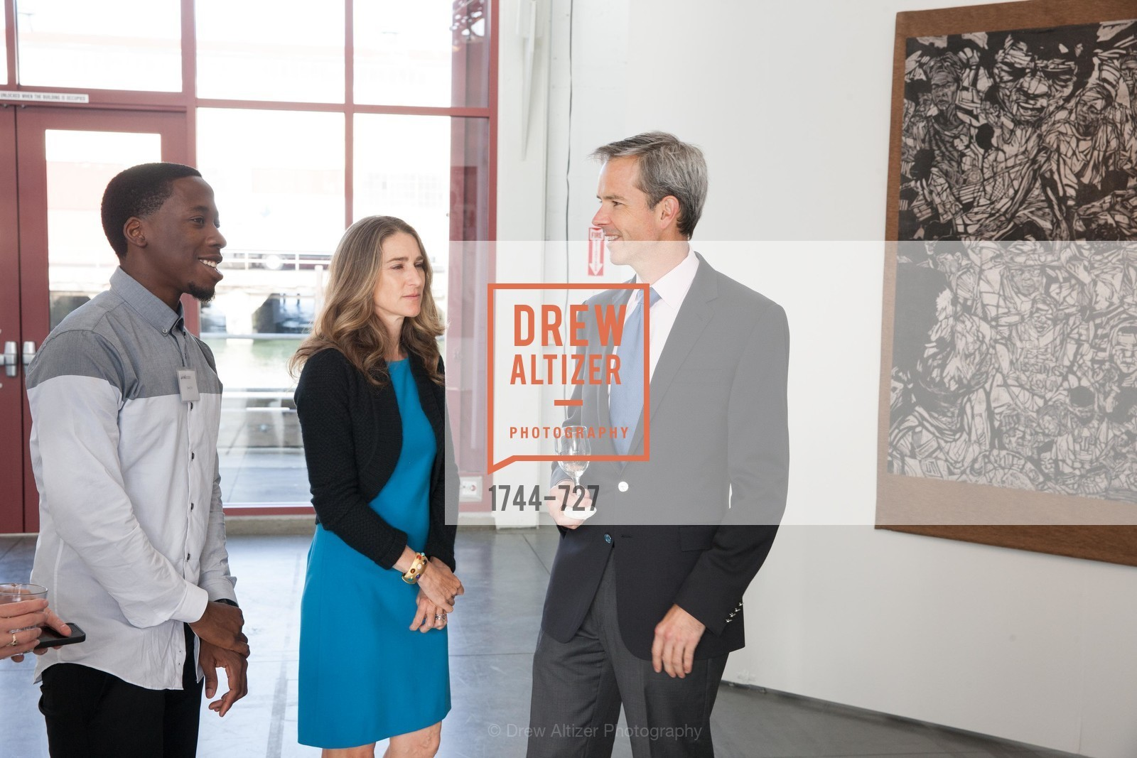 David Tim, Jay Kern, SAN FRANCISCO ART INSTITUTE Gala Honoring Art Visionary and Advocate ROSELYNE CHROMAN SWIG, US, May 14th, 2015,Drew Altizer, Drew Altizer Photography, full-service agency, private events, San Francisco photographer, photographer california