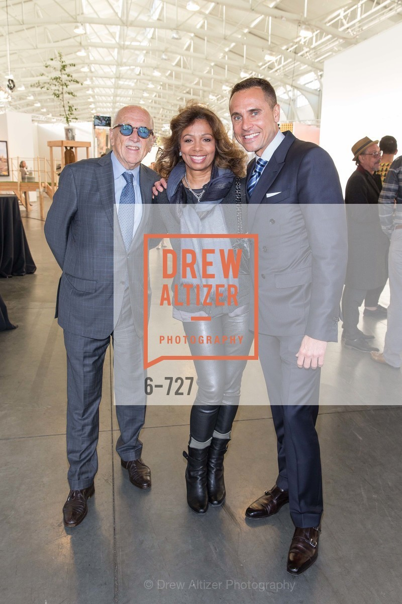 Wilkes Bashford, Sheree Chambers, Jeff Garelick, SAN FRANCISCO ART INSTITUTE Gala Honoring Art Visionary and Advocate ROSELYNE CHROMAN SWIG, US, May 13th, 2015,Drew Altizer, Drew Altizer Photography, full-service agency, private events, San Francisco photographer, photographer california