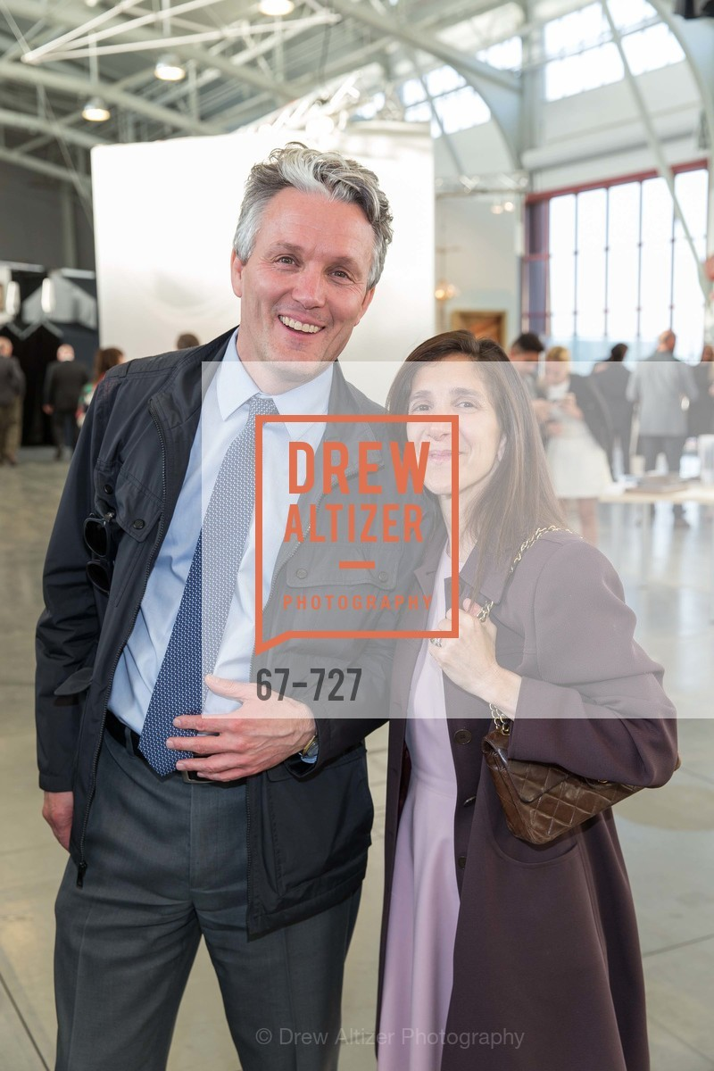 Julian Cox, Lisa Podos, SAN FRANCISCO ART INSTITUTE Gala Honoring Art Visionary and Advocate ROSELYNE CHROMAN SWIG, US, May 13th, 2015,Drew Altizer, Drew Altizer Photography, full-service agency, private events, San Francisco photographer, photographer california