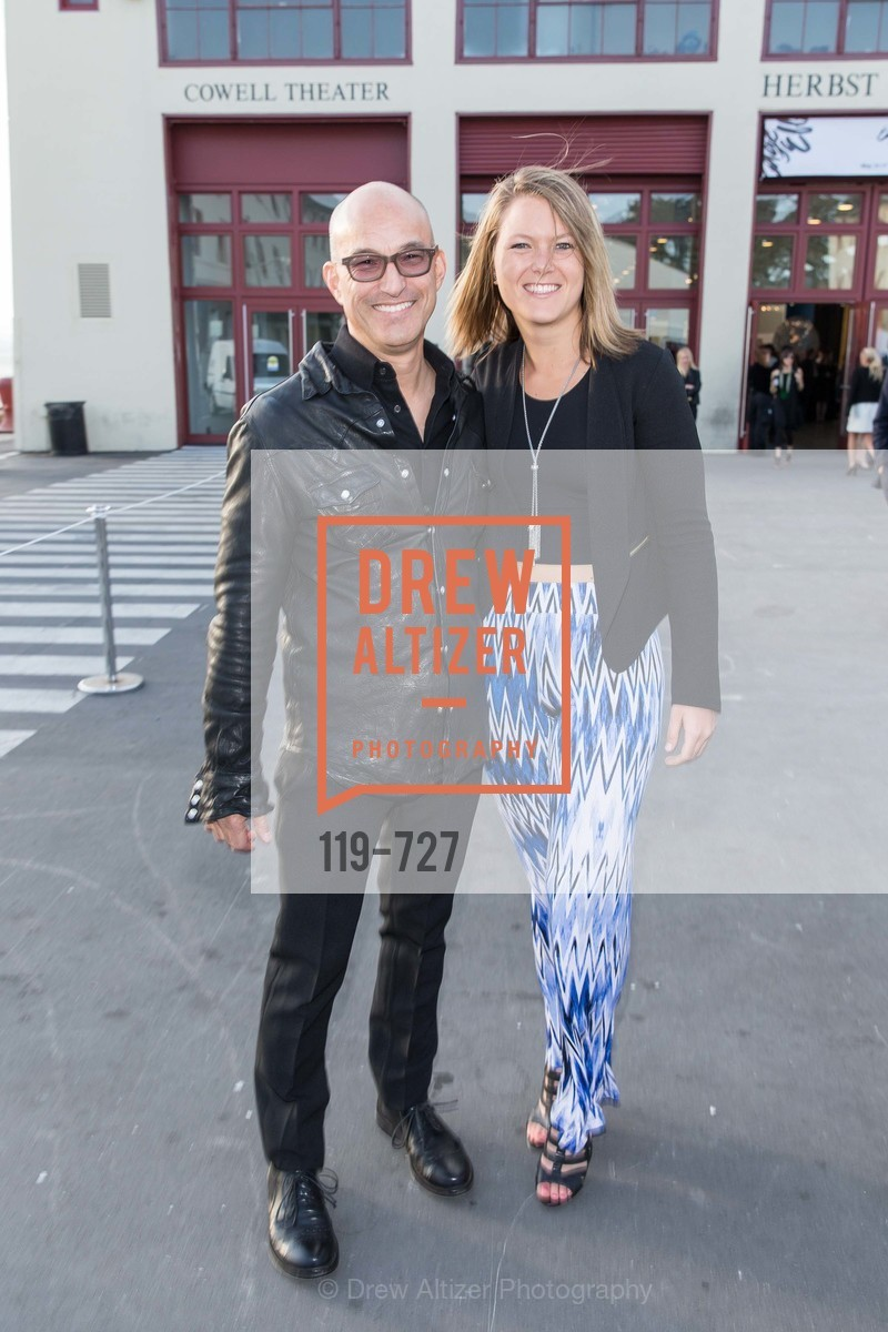 Eric McDougall, Nina Watkins, SAN FRANCISCO ART INSTITUTE Gala Honoring Art Visionary and Advocate ROSELYNE CHROMAN SWIG, US, May 14th, 2015,Drew Altizer, Drew Altizer Photography, full-service agency, private events, San Francisco photographer, photographer california