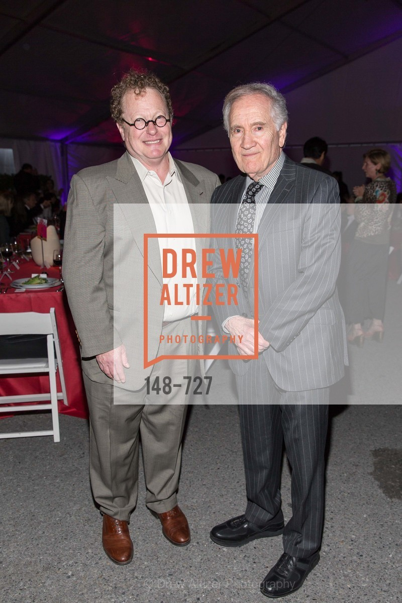 Ed Frank, Ron Kaufman, SAN FRANCISCO ART INSTITUTE Gala Honoring Art Visionary and Advocate ROSELYNE CHROMAN SWIG, US, May 13th, 2015,Drew Altizer, Drew Altizer Photography, full-service agency, private events, San Francisco photographer, photographer california