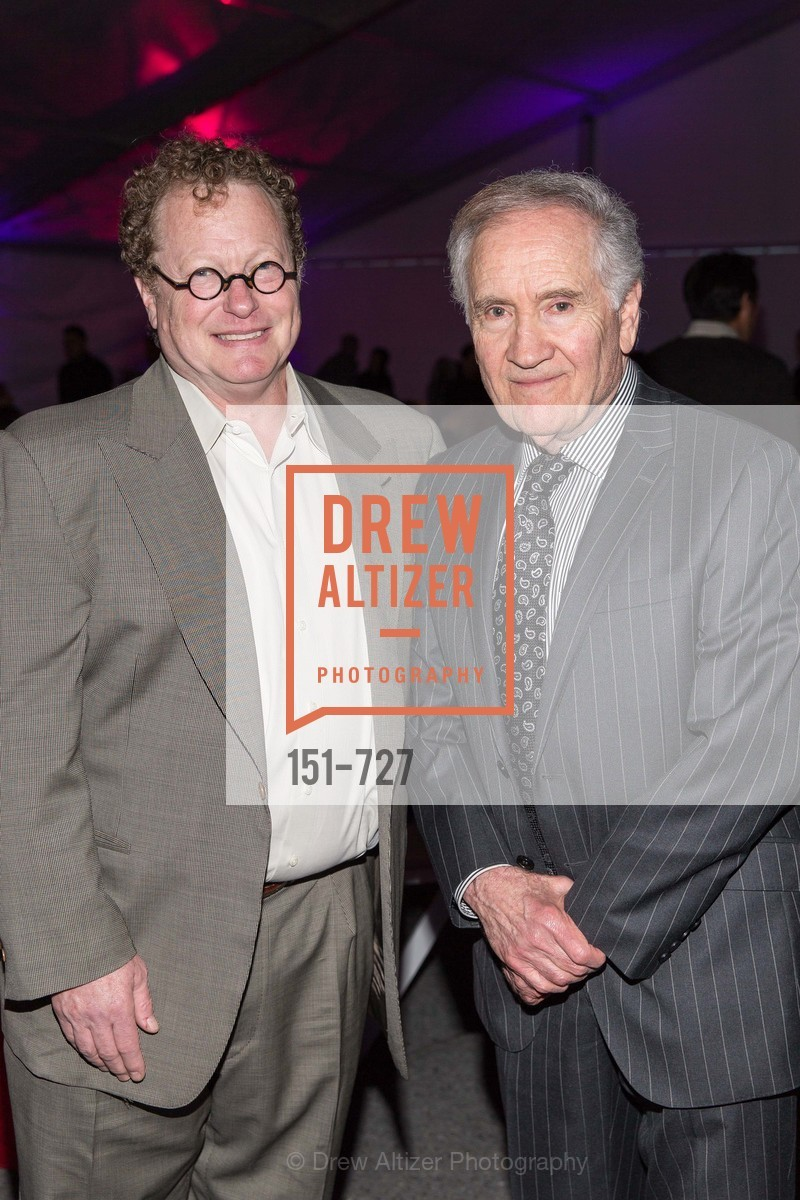 Ed Frank, Ron Kaufman, SAN FRANCISCO ART INSTITUTE Gala Honoring Art Visionary and Advocate ROSELYNE CHROMAN SWIG, US, May 14th, 2015,Drew Altizer, Drew Altizer Photography, full-service agency, private events, San Francisco photographer, photographer california