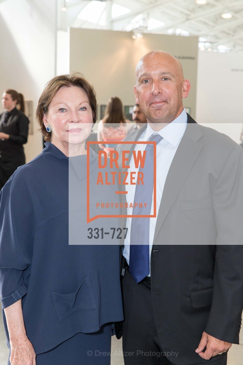 Betty Zlatchin, David Zlatchin, SAN FRANCISCO ART INSTITUTE Gala Honoring Art Visionary and Advocate ROSELYNE CHROMAN SWIG, US, May 14th, 2015,Drew Altizer, Drew Altizer Photography, full-service agency, private events, San Francisco photographer, photographer california
